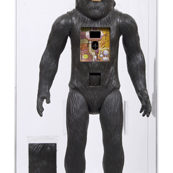 Six Million Dollar Man 1977 AFA Graded Bionic Bigfoot made by Kenner. - Toys