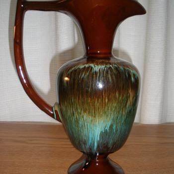 60's Canadian Ceramic Craft Pitcher