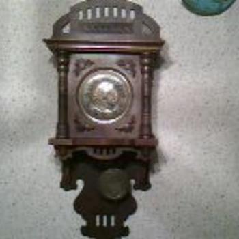Antique? Wall clock. - Clocks