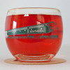 Southern Railway Roly Poly Drinking Glasses