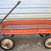 Chicken of the Sea Coaster Wagon