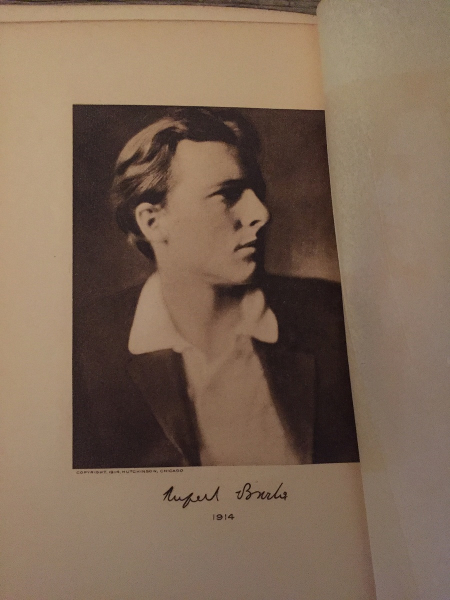 The Collected Poems Of Rupert Brooke Collectors Weekly