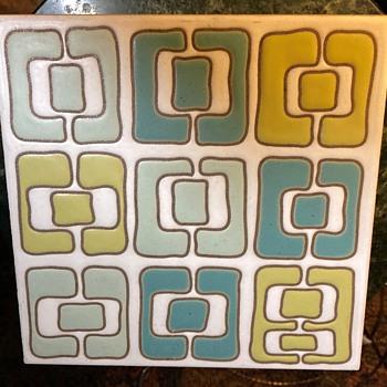 Kibak Tile Samples - Pottery
