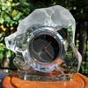Hoya Museum Crystal clock