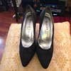 Vintage 1953 Roger Vivier Boule Pumps designed for Actress Marlene Dietrich