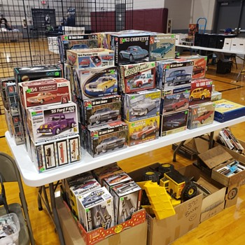 First experience selling at a toy show! - Toys