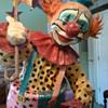 Paper Mache Clown