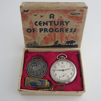 A Century Of Progress International Exposition 1933-1934