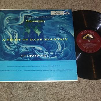 """12"""" VINYL DISC....#122 - Records"""