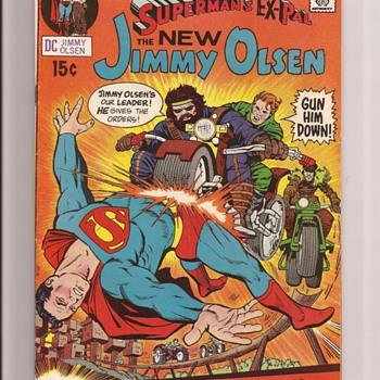 Superman's Pal Jimmy Olsen favourites