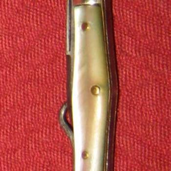 Vintage Rotgens Superior Cutlery Tuxedo Knife - Tools and Hardware