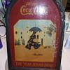 Unusual Coca Cola sign