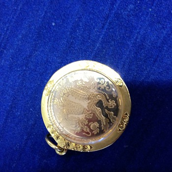 Chinese Millenium Gold coin 2000 year of the Dragon