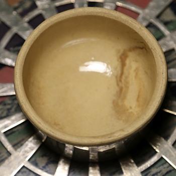 Marbled Crockery Change Bowl
