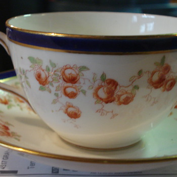 Aynsley China Teacup - China and Dinnerware