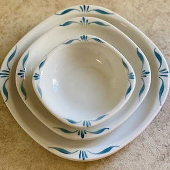 Normandy Trend Syracuse Restaurant Ware China - 1964 - China and Dinnerware