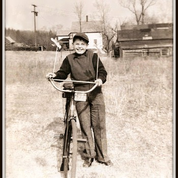MY  FATHER  AND  HIS   BIKES - Sporting Goods