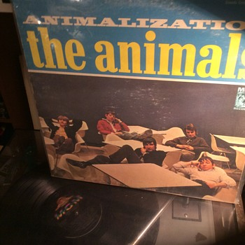 Get away from me you animal - Records