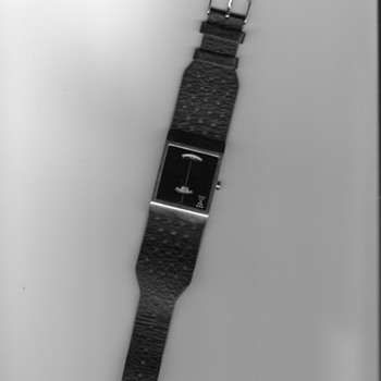 A fashion watch by ASOS and one for those with good eye sight,  battery operated.