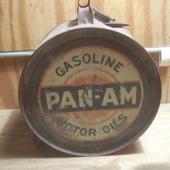 Pan Am Rocker - Advertising