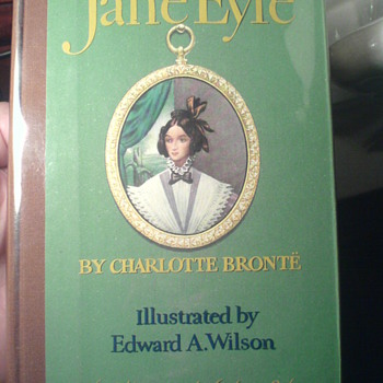 "One of my favourite old books, American Edition,well-known novel ""Jane Eyre"", by Charlotte Brontë... - Books"