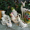A Vintage Pottery Selection For Spring and Easter  :^)