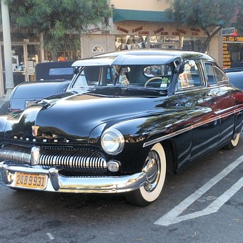 Upland Friday Night Car Show Part 3 - Classic Cars
