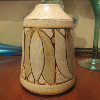 Pretty Studio Vase - Pottery