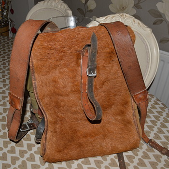WWI MAIL BAGS - Military and Wartime