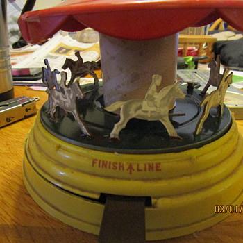 MECHANICAL HORSE CAROSEL - Toys