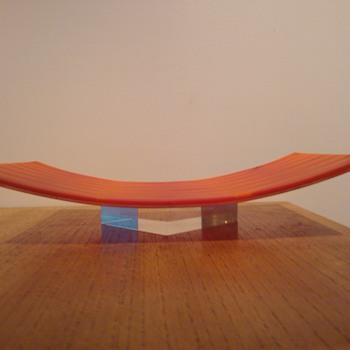 LISA CAHILL - 2002 - Art Glass