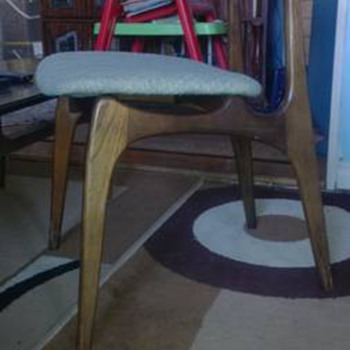 Danish chair - Who made this (1960s)