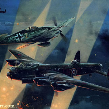 LANCASTER MEMORIES - Military and Wartime