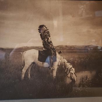 Native American Photo- Anyone Have Any Information? - Photographs