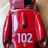 Hotwheels Ferrari 250 Testa Rossa 1/18 scale