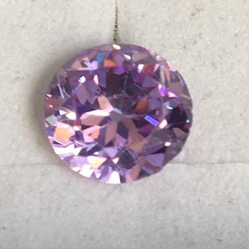 Cut gemstone  - Gemstones