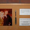 """John Lennon cutlery from """"Kenwood""""-1964"""