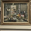 """Midcentury Impressionist Painting Might be Signed """"AC"""""""