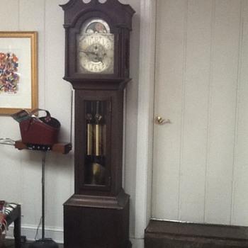 Inherited Grandfather Clock - Clocks