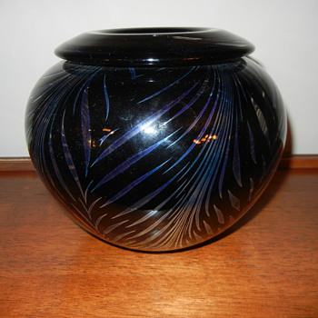 Daniel Lotton Pulled Vase