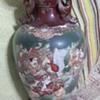 Asian urn