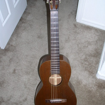 1930 Martin 2-17  my pride & joy