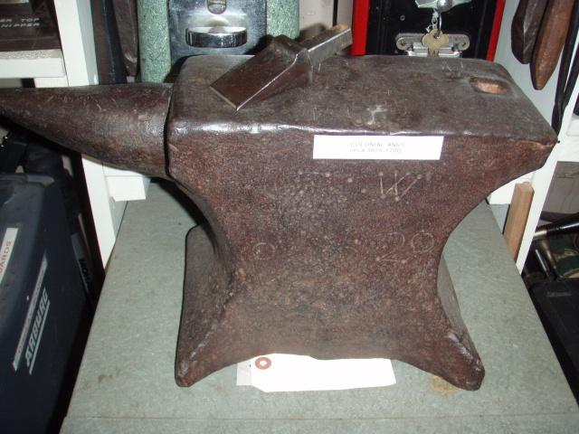 Colonial Anvil | Collectors Weekly
