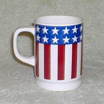 Coffee Mug - Stars & Stripes - Kitchen