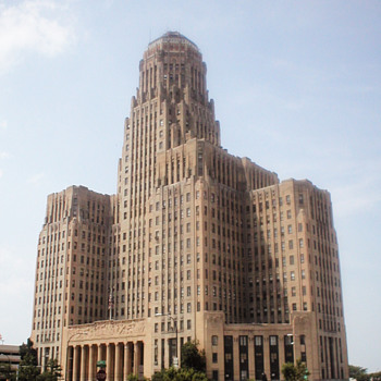 Buffalo City Hall 2009 - Art Deco