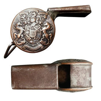 Livery  Buttton Whistle - Tools and Hardware
