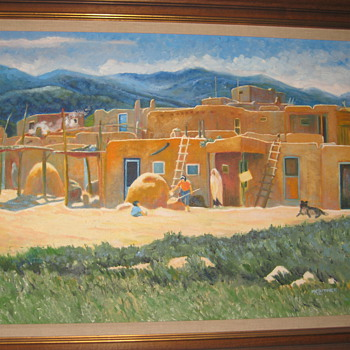Painting Southwest? New Mexico - Fine Art