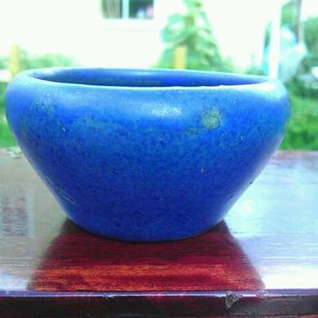 miniature Zanesville bowl