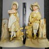Pair of bisque figurines-are these something?  If so, what?