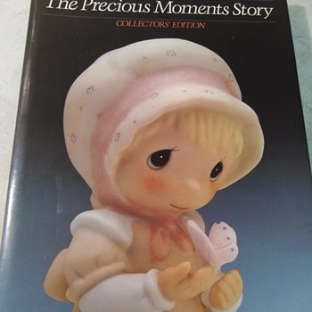 PRECIOUS MOMENTS FIRST EDITION - Books